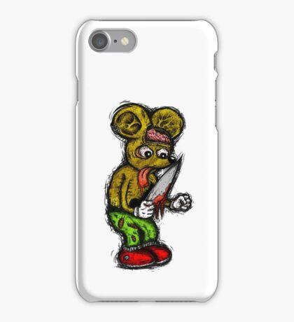Morbid Mouse iPhone Case/Skin