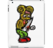Morbid Mouse iPad Case/Skin