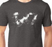 187 (White) Unisex T-Shirt