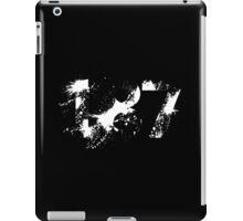 187 (White) iPad Case/Skin