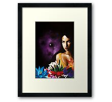 Destiny's Blood Framed Print