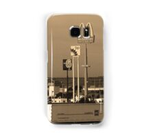 Lincoln, Nebraska - Trucks, Gas and Motels Samsung Galaxy Case/Skin