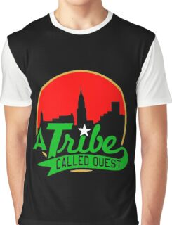 ATCQ (A Tribe Called Quest) Graphic T-Shirt
