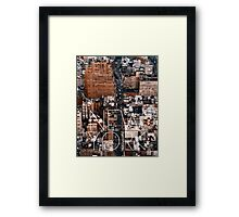 NEW YORK VII Framed Print
