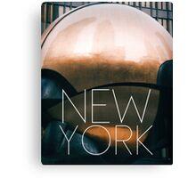 NEW YORK VIII Canvas Print