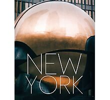 NEW YORK VIII Photographic Print