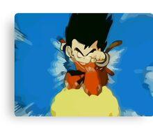 Son Goku Canvas Print