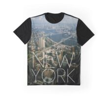 NEW YORK IX Graphic T-Shirt