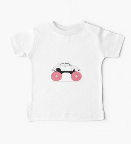 Trunkin' Donuts Baby Tee