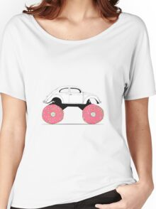 Trunkin' Donuts Women's Relaxed Fit T-Shirt