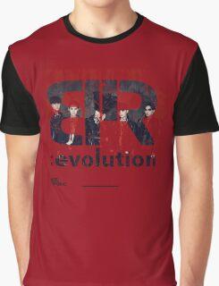 Boys Republic 'BR:evolution' Graphic T-Shirt