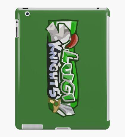 The Luigi Knights iPad Case/Skin