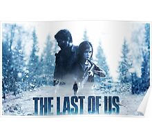The Last Of Us ''Cold Winter'' Poster