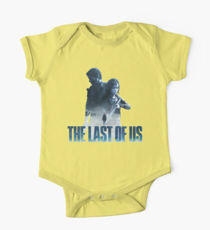 """The Last Of Us """"Cold Winter"""" One Piece - Short Sleeve"""