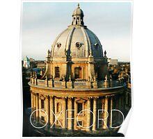 OXFORD I Poster
