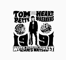 TOM PETTY & HEARTBREAKERS 1991 WHITE Unisex T-Shirt