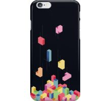 Tetrisometric iPhone Case/Skin