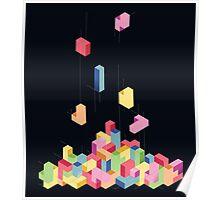 Tetrisometric Poster