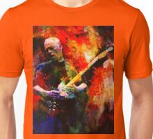 DAVID GILMOUR FULL COLOR Unisex T-Shirt