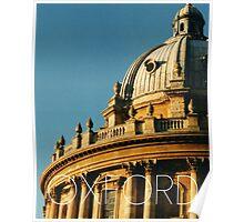 OXFORD II Poster