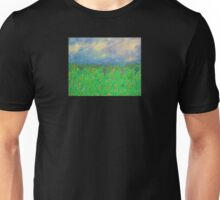 """The Sparse Field"" Unisex T-Shirt"