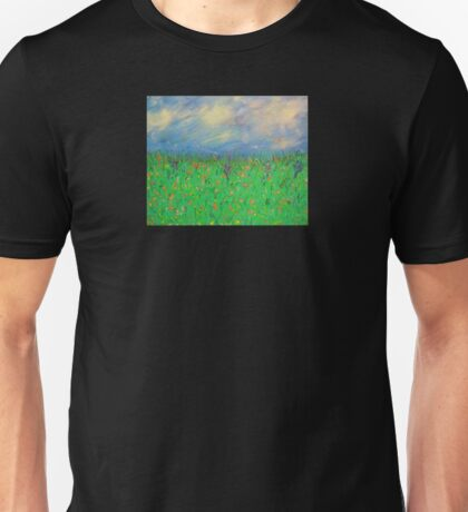 """""""The Sparse Field"""" Unisex T-Shirt"""