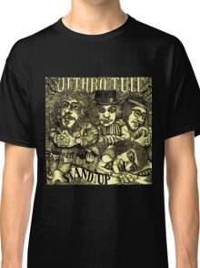 JETHRO TULL STAND UP COMEDY Classic T-Shirt