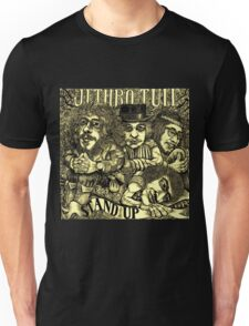 JETHRO TULL STAND UP COMEDY Unisex T-Shirt