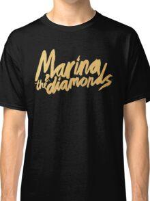 M Logo Gold Classic T-Shirt