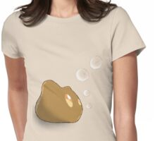 Bubble time~ Womens Fitted T-Shirt