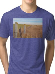 The Fence Row Tri-blend T-Shirt