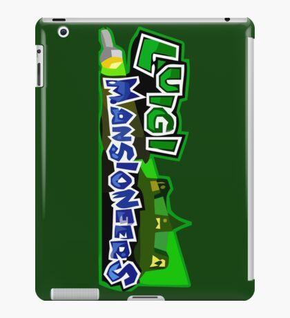 The Luigi Mansioneer's iPad Case/Skin