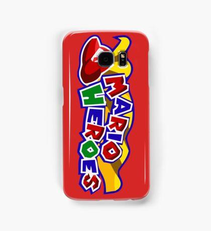 The Mario Heroes Samsung Galaxy Case/Skin