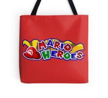The Mario Heroes Tote Bag