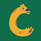 C is for catdog by mjdaluz