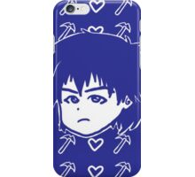 hotheaded dork iPhone Case/Skin
