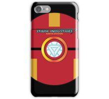 Stark Tech Pokeball iPhone Case/Skin