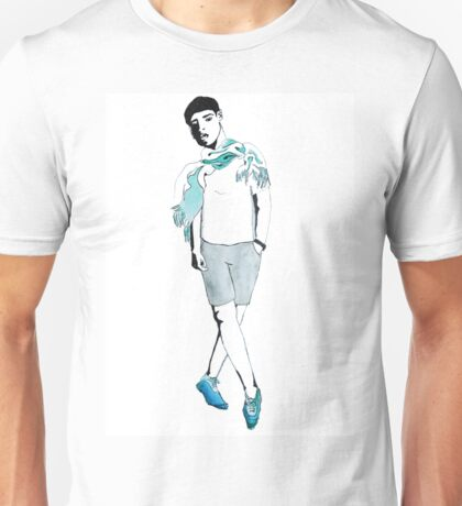 Man Layers Unisex T-Shirt