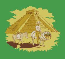 El Burrito Original (The Original Burrito) Baby Tee