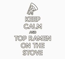 Green in the Pocket, Top Ramen on the Stove! Unisex T-Shirt