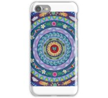 Heaven and Earth Mandala iPhone Case/Skin