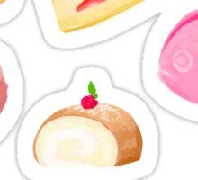 Delicious Desserts Sticker