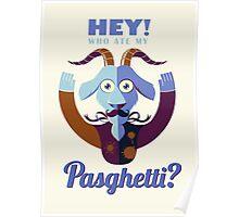 Pasghetti Poster