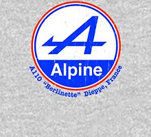 Alpine French Color Graphic T-Shirt