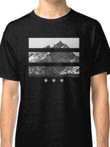 Mountain stars Classic T-Shirt