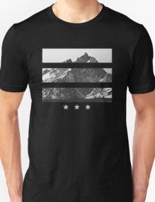 Mountain stars Unisex T-Shirt