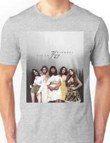 Fifth Harmony - 7/27 (Forest) Unisex T-Shirt