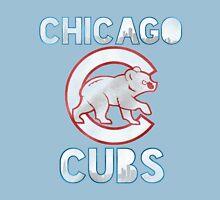 Chicago Cubs Skyline Unisex T-Shirt