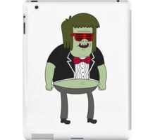 Party Muscleman iPad Case/Skin