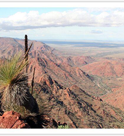 Gammon Ranges, Outback, South Australia Sticker